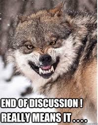 Crazy Wolf Meme - sneering wolf meme memes quickmeme