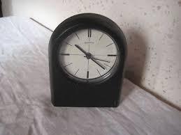pendule de bureau pendulette reveil de bureau vintage lancel fonctionne 7