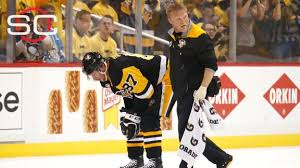 Challenge Injury Injury To Sidney Crosby The Penguins Challenge Yet Abc News