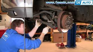how to install replace inner tie rod chevy silverado gmc sierra 99
