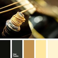 Golden Color Shades Golden Color Palette Ideas