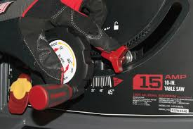 10 In Table Saw How To Replace The Carbon Motor Brushes In A Table Saw Repair