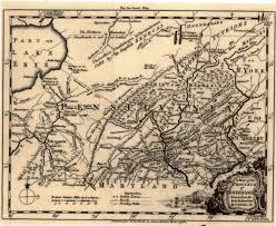 Map Of Pennsylvania by Adams In Cumberland County Pa From 1749 To 1820 Adams Family Dna