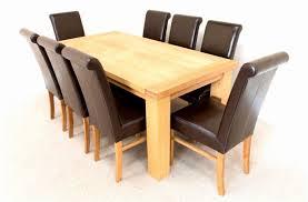 oak wood dining table 40 unique wood dining tables idea best table design ideas
