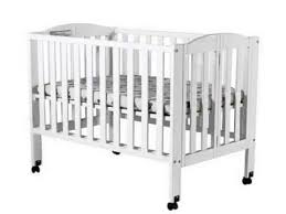 Mini Folding Crib New On Me 2 In 1 Portable Folding Stationary Side Crib