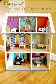 Barbie Home Decoration Best 25 Dollhouse Interiors Ideas On Pinterest Diy Dollhouse