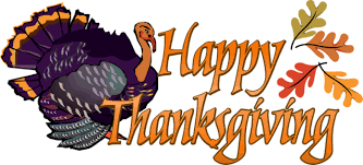happy thanksgiving word clipart clipartxtras
