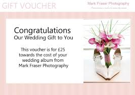 wedding gift cost wedding present gift vouchers