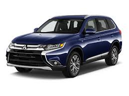 mitsubishi outlander sport 2016 blue used mitsubishi for sale russ darrow group