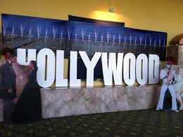 hollywood theme party decor rental 480 497 3229themers 480 497