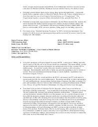 patient advocate resume alice u0027s admin resume