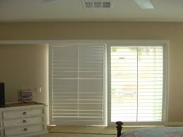other window treatment ideas for sliding glass doors window