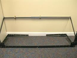 Murphy Bed Frame Kit King Murphy Bed Kit Bed Frame Intended For Wall Beds And
