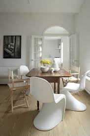 Dining Room Chairs White Panton Chair U2013 The Classic Among The Designer Chairs U2013 Fresh