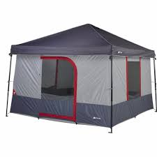 ozark wmt 251084 trail 6 person 10 u0027 x 10 u0027 connectent for canopy