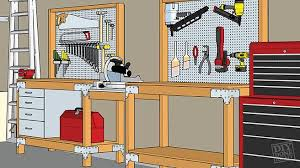 How To Build This Diy Workbench by How To Build A Garage Workbench Plans Workbench Plans 5 You Can