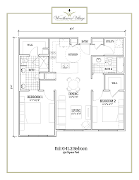 independent living conroe tx floors plans