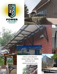 Power Awning Solar Awning Brackets Solar Awning Awning Brackets Power