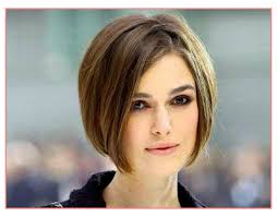 trendy short bob hairstyles for a round face best hairstyles for