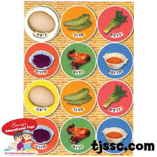 passover stickers passover seder plate stickers buy at the school supply