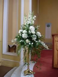 Church Decorations Wedding Flowers At Church Decoration Floral Church Wedding