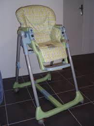 chaise peg perego prima pappa vente à lagardelle chaise haute prima pappa de peg perego à 30