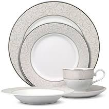 dinnerware sets flatware stoneware mikasa patterns