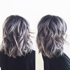 highlights for grey hair pictures the 25 best grey hair for dark skin ideas on pinterest grey