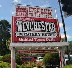 visiting the winchester mystery house in san jose ca donnahup com
