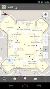 Maine Mall Map Mall Map Of Northgate Mall A Simon Inside Of The America