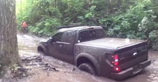 ford raptor baton shows the best way to destroy a ford raptor while
