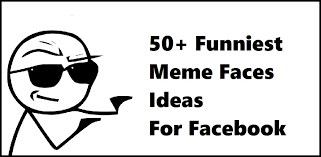 Cartoon Meme Faces - 50 funniest meme faces ideas for facebook