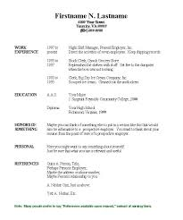 simple resume templates free download best simple resume template free download with blank resume form