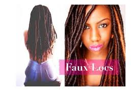 faux dreads with marley hair 4 faux or temporary loc extensions tutorials natural hair rules