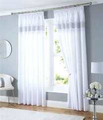 White Grey Curtains White Grey Curtains Fabulous White And Silver Curtains And Pencil