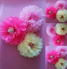 tissue paper decorations tissue paper flowers ebay