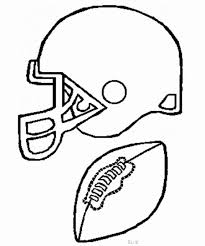 30 football coloring pages coloringstar