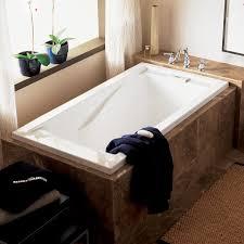 Drop In Tub Home Depot by Evolution 60x32 Inch Deep Soak Bathtub American Standard