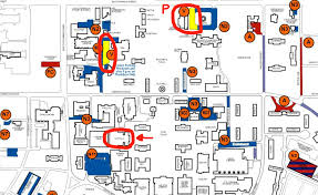 Virginia Tech Parking Map by North Carolina North Carolina Press Photographers Association