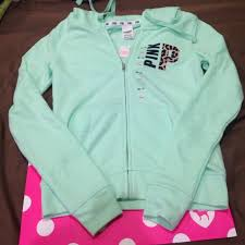 pink vs sweaters pink s secret brand with tags pink vs mint sweater