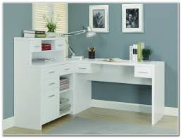Small White Desk With Drawers by White Desk With File Drawer Carpetcleaningvirginia Com