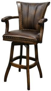 Bar Stool Chairs With Backs Nice Tall Bar Stools With Backs 24 Bar Stools With Arms Montego On