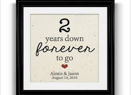 second wedding anniversary gift 13 wedding anniversary gifts for husband best wedding