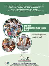 india 2011 dermatology nursing