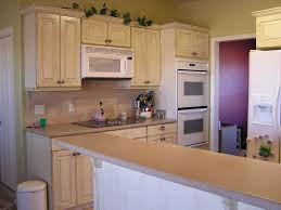 Painted Kitchen Cabinets White Miraculous Kitchen Cabinets Painted White Before And After