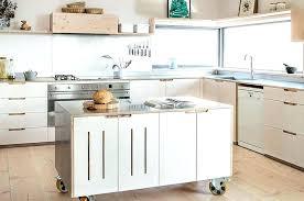 kitchen island with wheels small kitchen island on wheels postpardon co