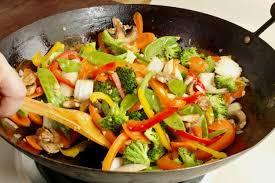 recette de cuisine au wok wok de légumes à la chinoise wikia saveurs du monde fandom