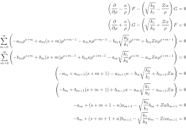 solution of the dirac equation for hydrogen