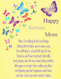 Loving Happy Birthday Quotes by Happy Birthday Mom By Karen Cook Good Things Pinterest Happy