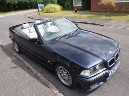 bmw e36 323i m sport convertible manual in steyning west sussex